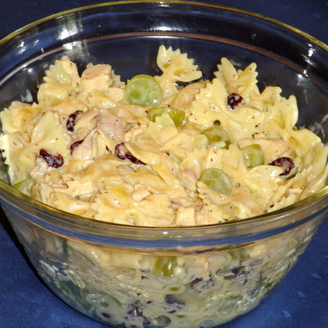 Mom's Bow Tie Pasta Salad