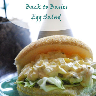 Back to Basics Egg Salad