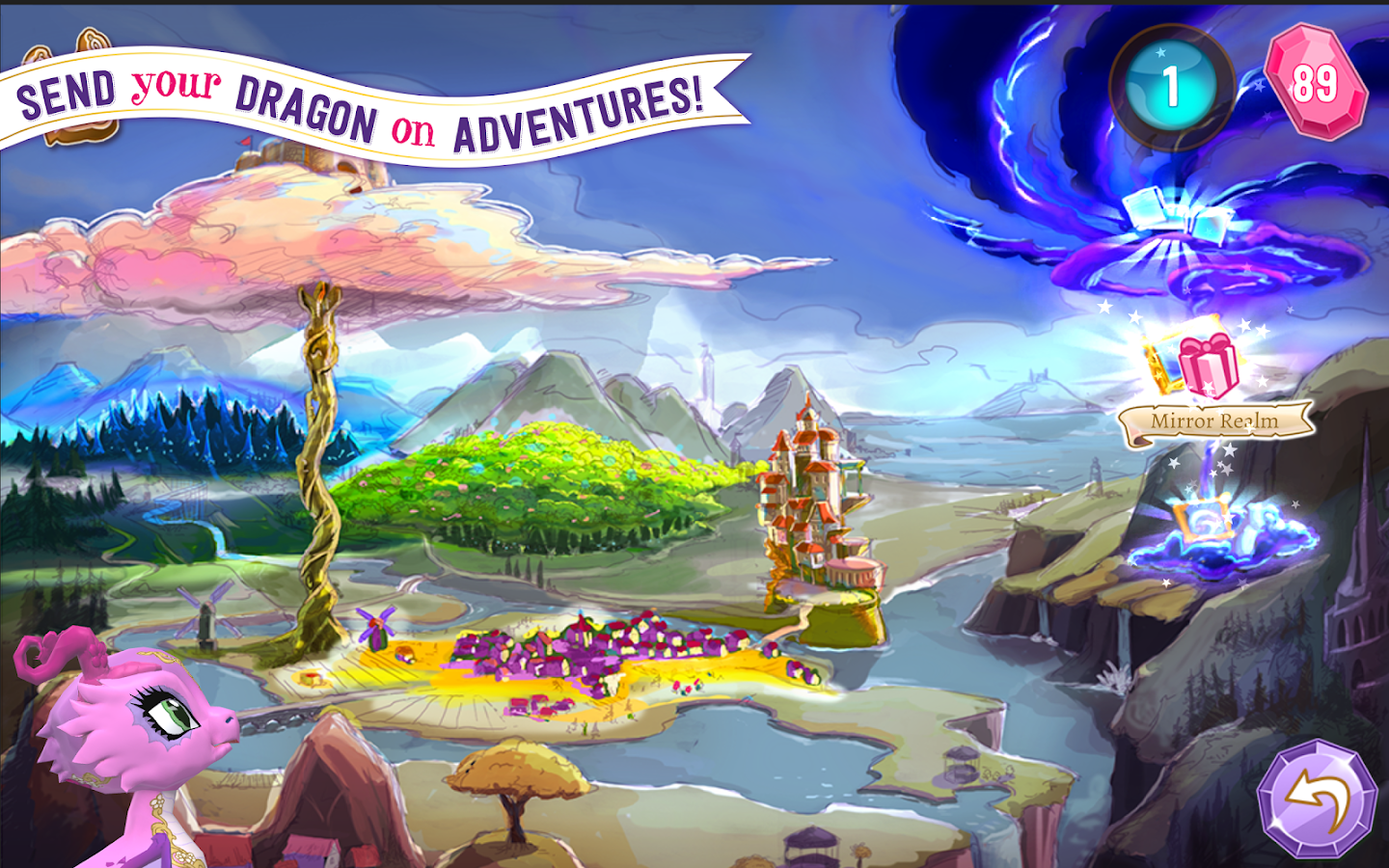 Ever After High™: Baby Dragons Screenshot 12