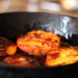 Broiled Peaches Recipes