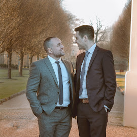 Mr & Mr by Vix Paine - Wedding Other ( colour, love, samesex, gay, wedding, marriage, together, mr&mr,  )