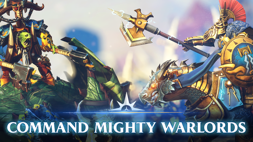 Warhammer Age of Sigmar: Realm War For PC