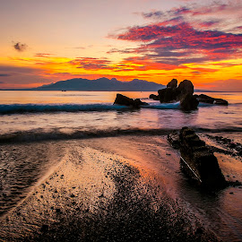 Serenity by Ahmad Iwan - Landscapes Beaches