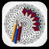 App Mandala Coloring APK for Kindle