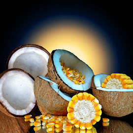Nut n corn by Asif Bora - Food & Drink Fruits & Vegetables