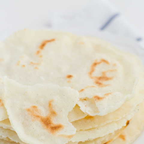 Corn Tortillas (Gluten Free)