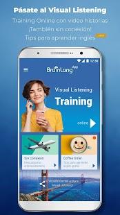 BrainLang: Aprender inglés con videos - Listening