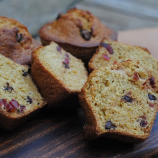 Cranberry Christmas Muffins Recipes