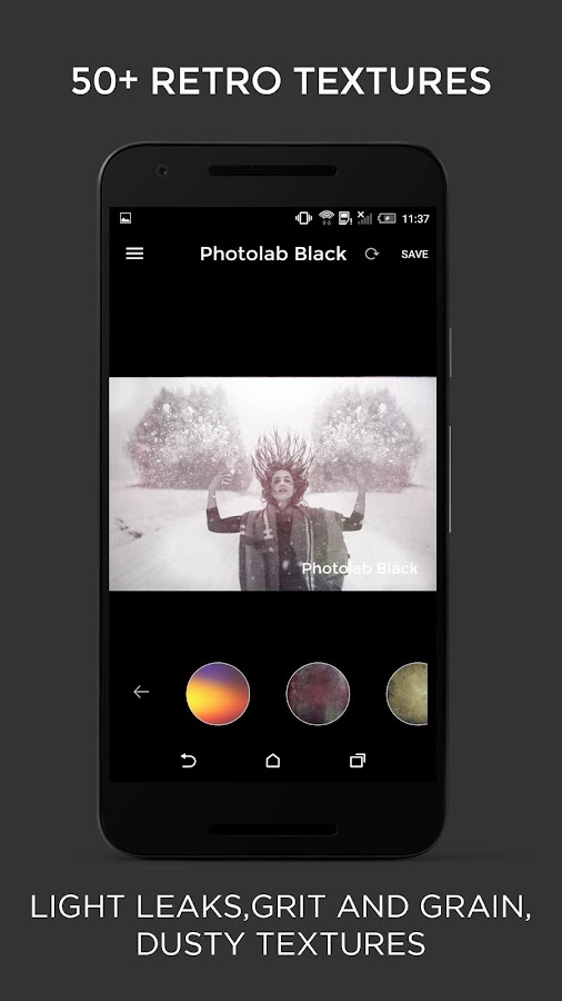 Photo Editor - Black and white Screenshot 14
