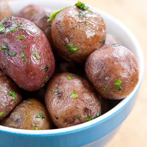 New York Salt Potatoes