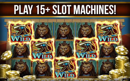 Slots Free: Pharaoh's Plunder screenshot 2