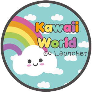 Kawaii World Go Launcher