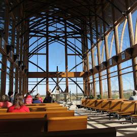 Holy Family Shrine, Omaha, Nebraska by Maricor Bayotas-Brizzi - Buildings & Architecture Places of Worship
