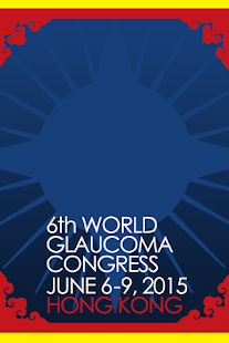 World Glaucoma Congress - screenshot