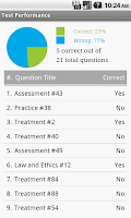 Screenshot of MFT Therapy Board Exam Prep