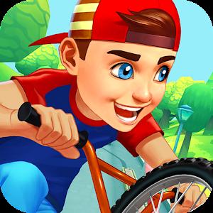 Cover art Bike Racing - Bike Blast
