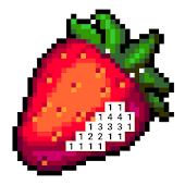 숫자 색칠 게임 - 번호 색