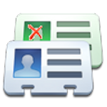 Duplicate Contacts Icon