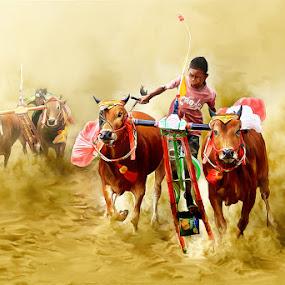 by Surya Hidayat HB - Digital Art People
