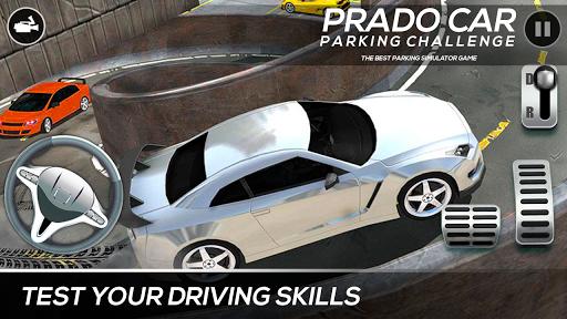 Prado Car Parking Challenge For PC