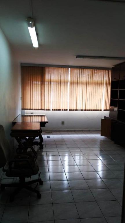 Sala comercial à venda, 65 m² por R$ 215.000 - Centro - Santos/SP