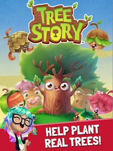 Tree Story: Best Pet Game- screenshot thumbnail