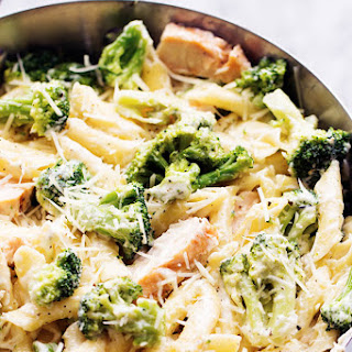 Penne With Alfredo Sauce And Broccoli Recipes