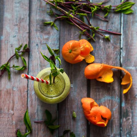 mandarin fruit fruit smoothie recipe