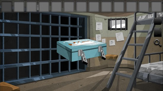 Puzzle escape jail - screenshot