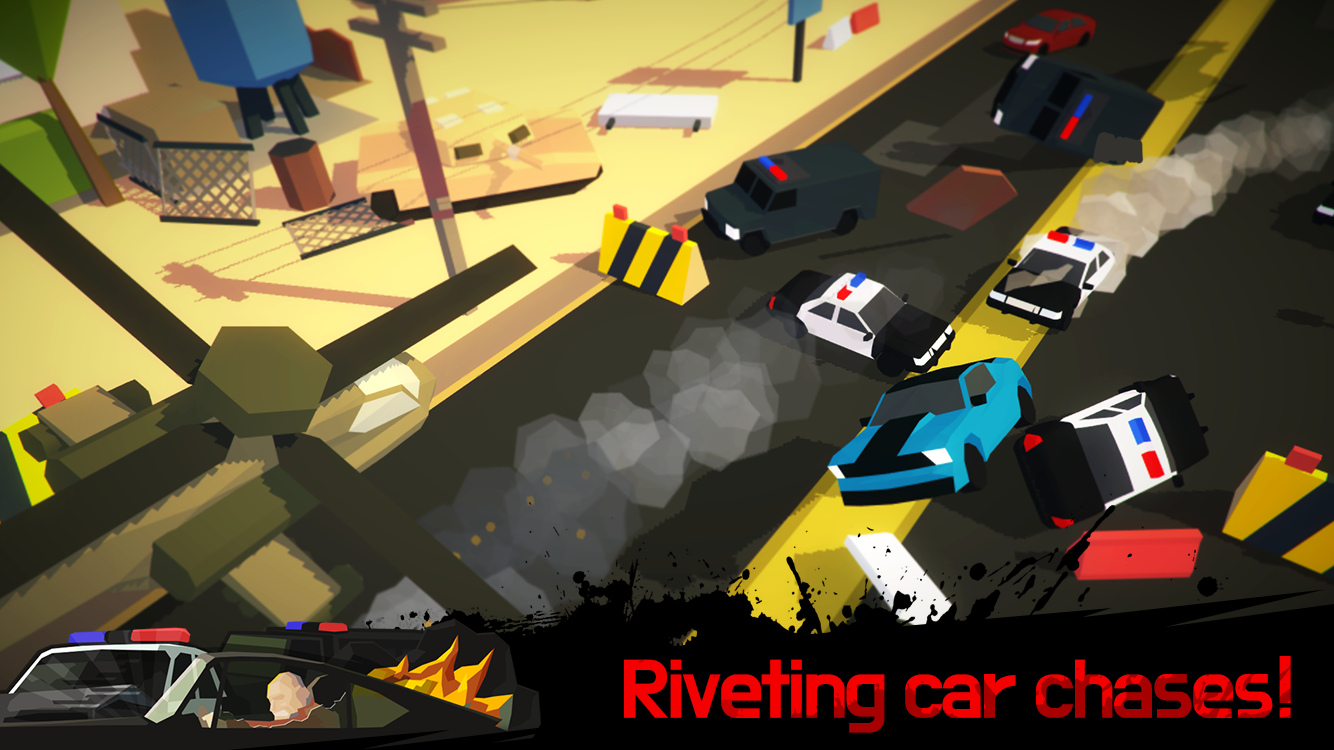 Burnout City Screenshot 0