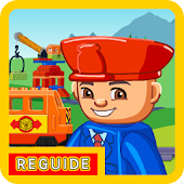 REGUIDE LEGO DUPLO Train