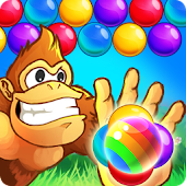 Game Bubbles Kong apk for kindle fire