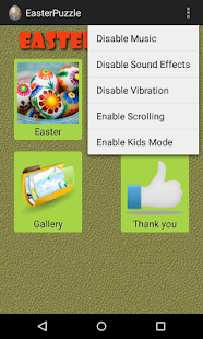 Easter Puzzle Free - screenshot