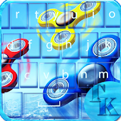 App keyboard themes for Fidget Spinner APK for Windows Phone
