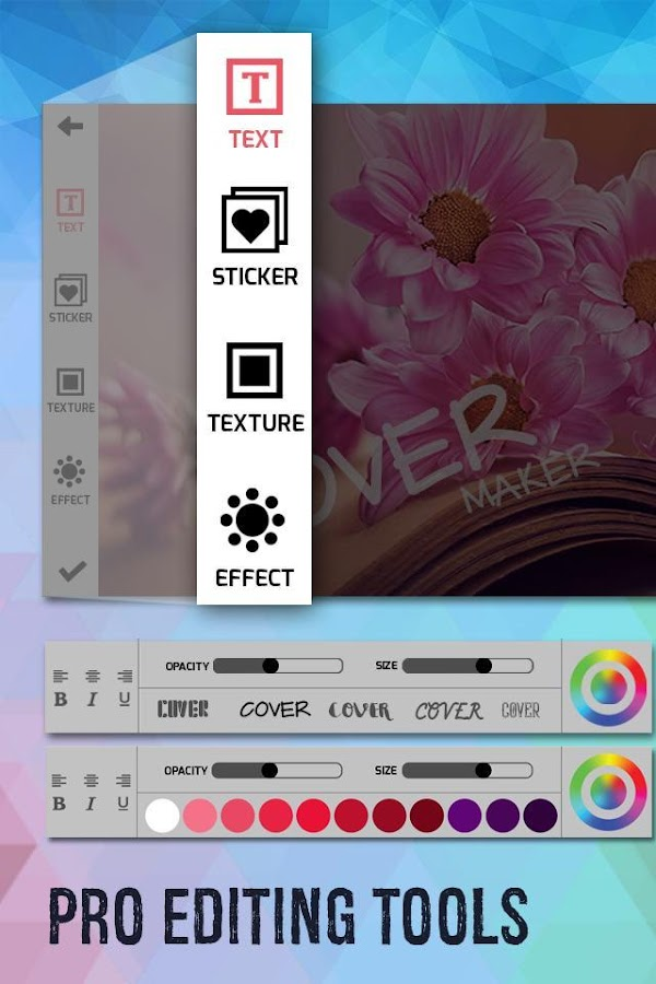 Cover Photo Maker & Designer Screenshot 2