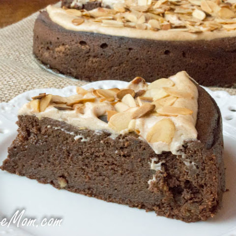 Sugar Free Flourless Chocolate Almond Torte
