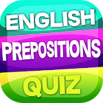 English Prepositions Quiz APK Image
