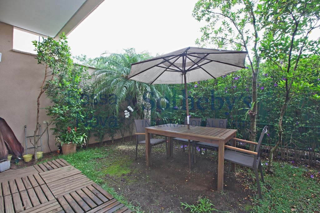 Garden com localização privilegiada.
