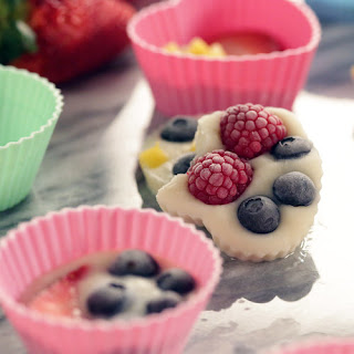 Frozen Yogurt Fruity Bites
