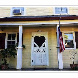 Love by Leslie Hunziker - Instagram & Mobile iPhone ( neighborhood, house )