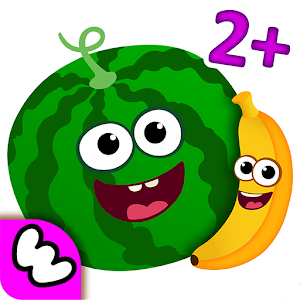 Preschool and kindergarten educational game for Kids! Puzzles, shapes, colors APK Icon