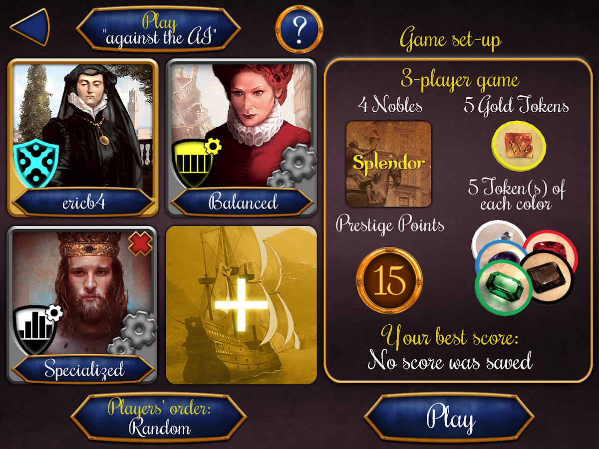 Splendor Screenshot 9