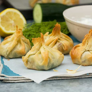 Greek Filo Recipes