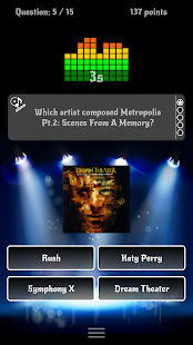 MyMusicQuiz - screenshot