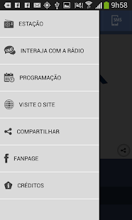 Nativa FM 95,1 - screenshot