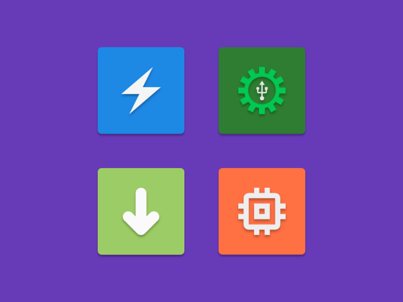 NAXOS FLAT - ICON PACK Screenshot 5