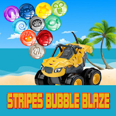 stripes shoot bubble blaze