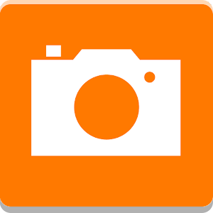 Orange Pic Icon