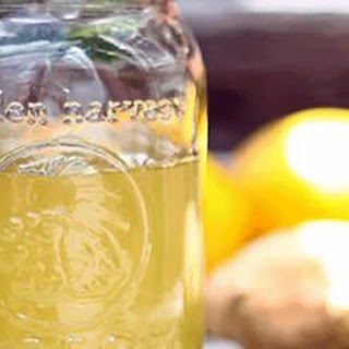 Ginger Ale Recipe for Pain