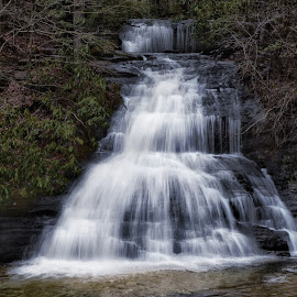 Wildcat Falls by Charles Pittman - Landscapes Waterscapes ( eddiepittman, eddiepittmanphotos, ceddiepittman, charlespittman, cepittmanimages )